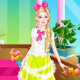 Barbie Florist Dress Up