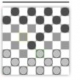Checkers Two Players