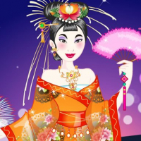 Chinese Princess Wedding Dress up