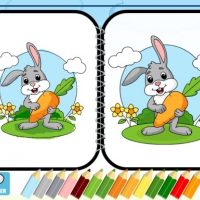 Easter Coloring
