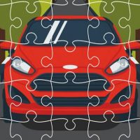 Ford Cars Jigsaw