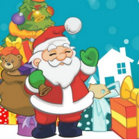Santa Claus New Year