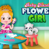 Baby Hazel Flower Girl