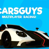 Cars Guys - Multiplayer Racing