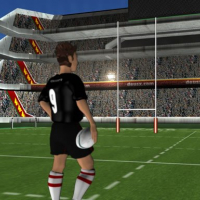 Rugby Kicker